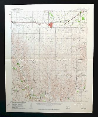 Map Of Young Arizona.Young Arizona Vintage Usgs Topo Map 1961 Tonto Nf 15 Minute