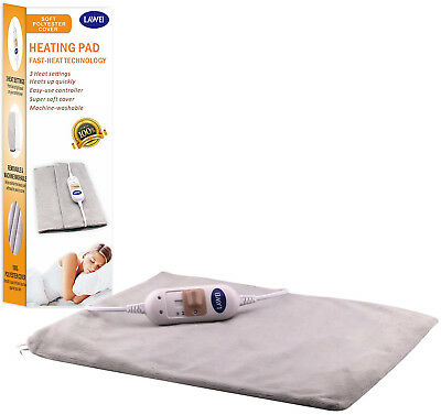 Electric Heating Pad Relieve Body Stres by Heat Treatment Electric Therapy 30x40