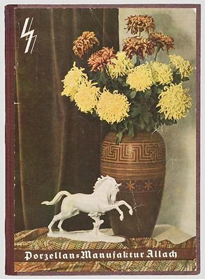 Allach Rosenthal Porcelain Arts By T,h.karner 3,000+ Images & Pdf Ss Allach Cat.