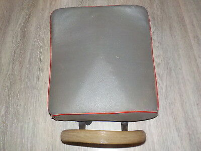 Selle Passager Cyclomoteur Bma Mobylette.
