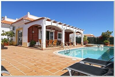 4 bed upto 8 Guests Private Luxury Villa Caleta De Fuste Fuerteventura 4-11 June