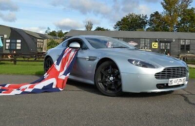 Aston Martin Driving Experience. Valid 7 days a week. Save ££s