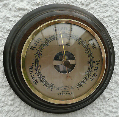 Small traditional Barometer