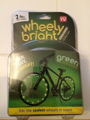 Bright Led Bicycle Light Set Usb Rechargeable 2Pack Front//Head+Tail//Rear lot BG1