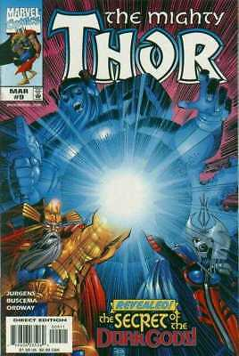 Thor (1998 series) #9 in Near Mint condition. Marvel comics [*rj]