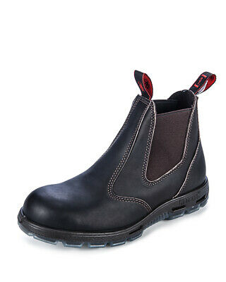 NEW Redback Bobcat Elastic Sided Non-Safety Work Boot