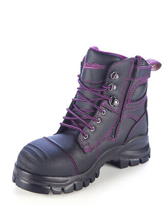 348b99cf7cb BLUNDSTONE ZIP UP series Men's or Women's Work and Safety Boots ...