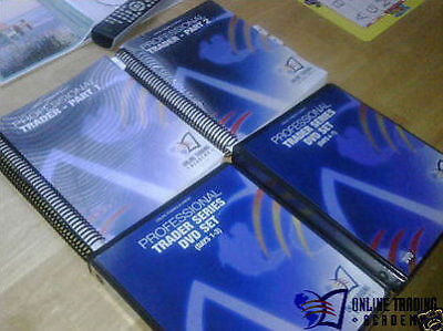 Online Trading Academy | Professional Trader Course (32 DVDs in AVI Format)