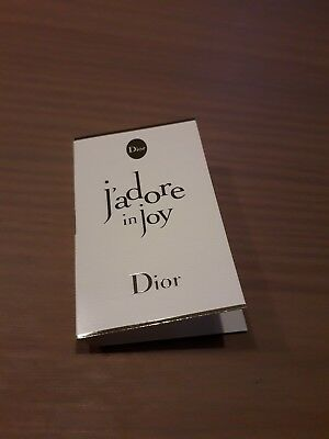 proefje J'Adore in Joy edt