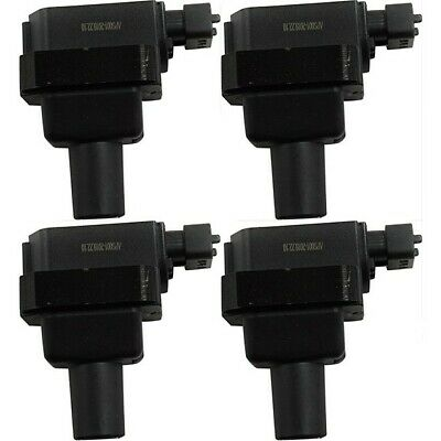 Ignition Coil For 97 Mercedes Benz E420 96-99 S420 Set of 2