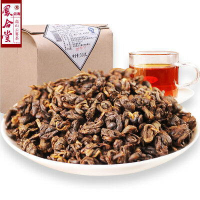 2018 China Black Tea Yunnan Fengqing Dianhong 500g Dian Hong Biluochun Tea