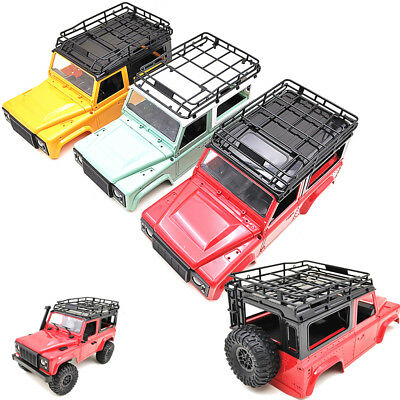Original Car Shell/Roof Shell/Roof Rack Set Accessories For 1/12 RC MN-90 D90K