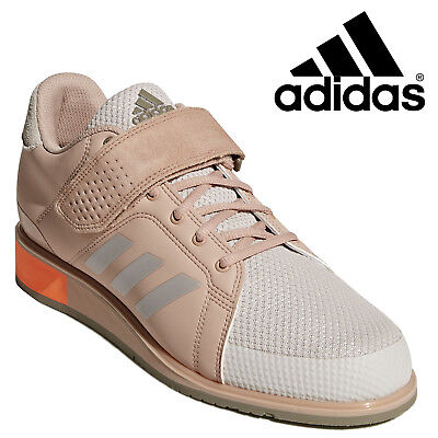 0aacbc76a49a adidas Power Perfect 3 Womens Pro Weightlifting Shoes Gym Trainers SALE RRP  £110