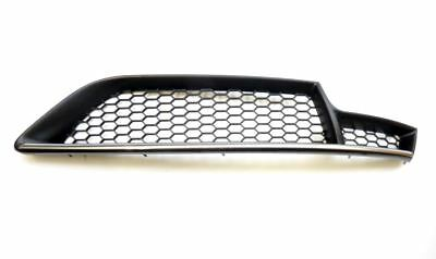 Genuine Alfa Romeo GT Blackline Nearside Left front bumper grille Satin Chrome