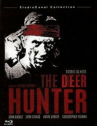 The Deer Hunter (Blu-ray, 2008) (Studio Canal Collection) BOOK