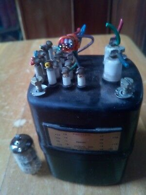 Parmeko transformer - 240 or 120v in - outputs unknown