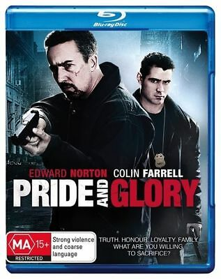 Pride And Glory (Blu-ray, 2009) NEW