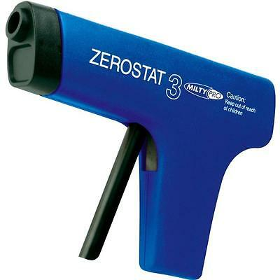 Milty Zerostat 3 Anti Static Gun Device Vinyl Record Anti-Dust DVD Cleaner