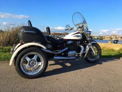 honda vt1100 Shadow ACE Trike