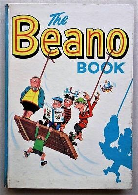 THE BEANO ANNUAL 1963 Comic book (published 1962)