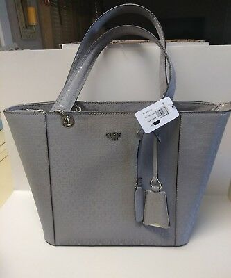 GUESS TANSY PURSE Handbag Women s Grey Women s Bag Authentic Ladies ... 0b65eb6fcc5f6