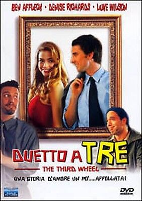Duetto a tre (2001) DVD NUOVO E SIGILLATO SEALED