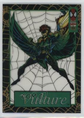 1994 Fleer Marvel Cards The Amazing Spider-Man Suspended Animation 8 Vulture 6or