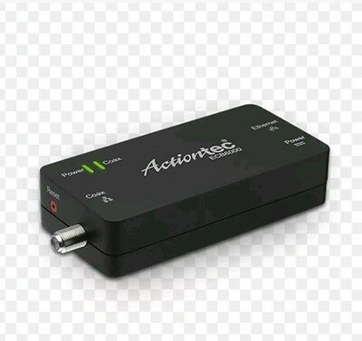 New open box Actiontec MoCA 2.0 Ethernet to Coax Adapter (ECB6000S02)