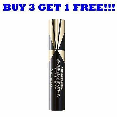 Max Factor Mascara Masterpiece Glamour Extensions 12ml Black Brown