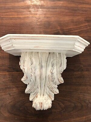 Antique Acanthus Wall Bracket