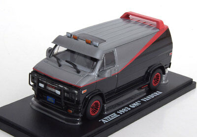 1:43 Greenlight GMC Vandura from the Series A-Team 1983