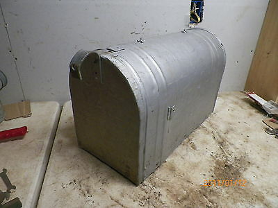 Big Old Steel Farm Country Mailboxl for  Garden Planter Flower Pot Lot SA
