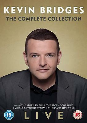 Kevin Bridges: The Brand New DVD Boxset / Free Delivery