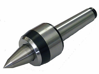 "New Mt2 Cnc Precision Long Nose Lathe Live Center Morse Taper #2 (0.000197"")"