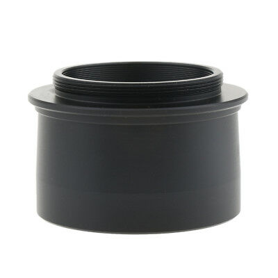 "2"" to T2 Telescope Eyepiece Mount Adapter w/ Thread to Accept 2-inch Filters"