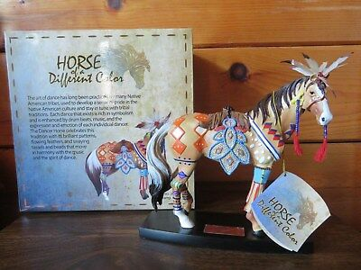 Horse Of A Different Color 2010 Dancer #20309 NIB #122/1000 Low Number