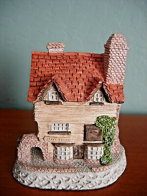 """""""Wine Merchant"""" by David Winter 1980 Handmade & Hand-Painted Collectible"""