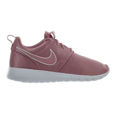 super popular 90ad7 5c0e5 Nike Roshe One Big Kids 599729-618 Elemental Pink White Athletic Shoes Size  4