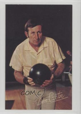 1973 PBA Bowling #DOCA Don Carter Card