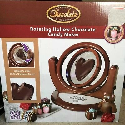 Valentines Candy Maker - Nostalgia Hollow Chocolate Candy Maker - Brand New!!!!!