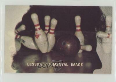 1973 PBA Bowling #LESS.5 Lesson #5 Mental Image Card