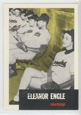 1991 Topps Archives The Ultimate 1953 Set 332 Eleanor Engle Rookie Baseball Card