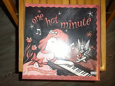 Red Hot Chili Peppers – One Hot Minute Doppel-LP 1995 1. Press