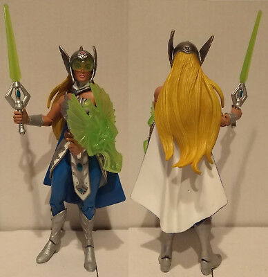 Masters of the Universe Classics She-Ra New Adventures of He-Man Galactic Heroes