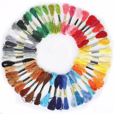 7.5cm Multi Colors Cross Stitch Cotton Embroidery Thread Floss Sewing