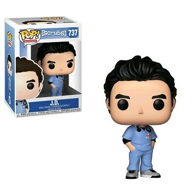 Scrubs - JD Pop! Vinyl-FUN35598