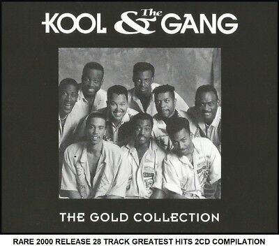 Kool & The Gang - Very Best Essential Greatest Hits Collection - RARE 2CD Disco