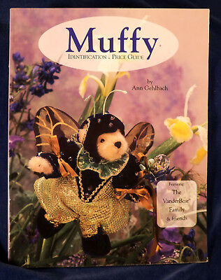 Muffy & VanderBear Family & Friends Identification Price Guide Reference Book