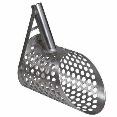 360 Evolution Sand Scoop - Stainless Steel (Basket Only)