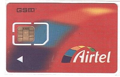 Espagne - GSM Card - Airtel - Mint/Neuve Only for Collection